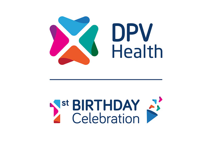 Celebrating the first birthday of DPV Health