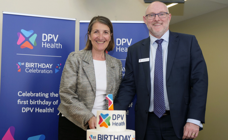 DPV Health celebrates one year of better healthcare